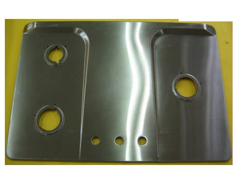 瓦斯爐面板